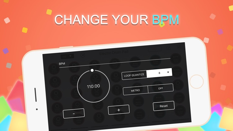 Electro Drum Pad Pro screenshot-4