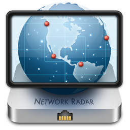 Ícone do app Network Radar