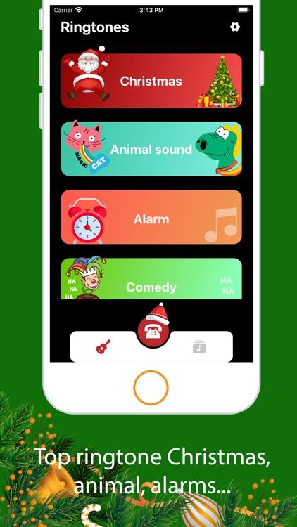 Santa Video Call & Ringtones screenshot-3