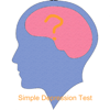 Simple Depression Test