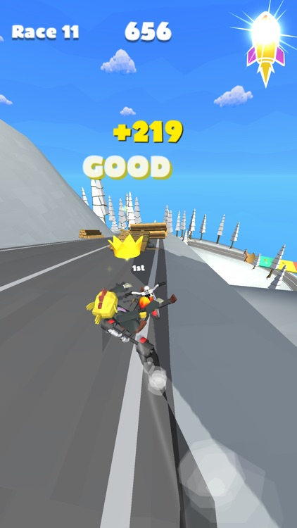 Trike Drift screenshot-9
