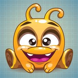 Sticker Me: Smiley Aliens