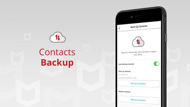 McAfee Mobile Security screenshot-3