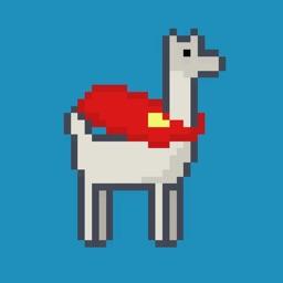 Jumpy Llama