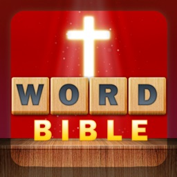 Bible word verse stack puzzle