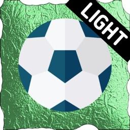 Soccer trading cards Light