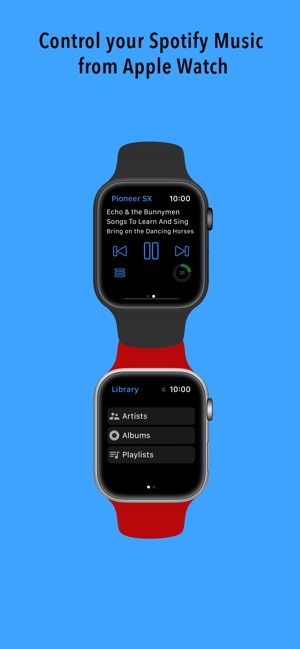 how to get spotify on apple watch series 2