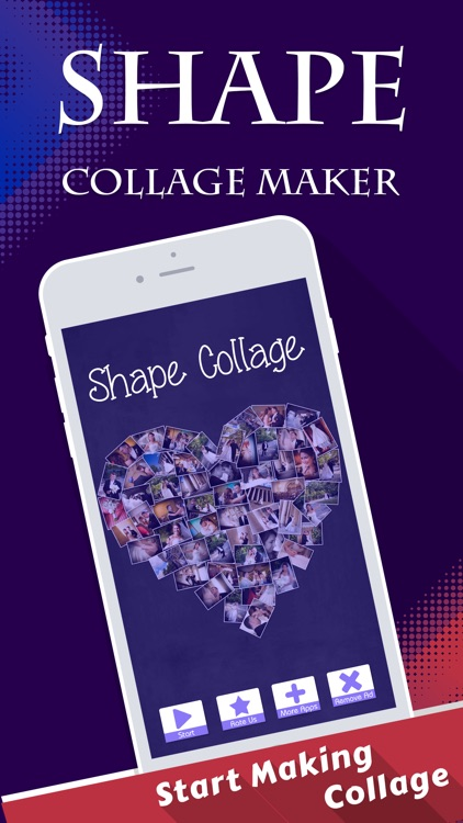 Shape Collage Maker & Editor screenshot-5