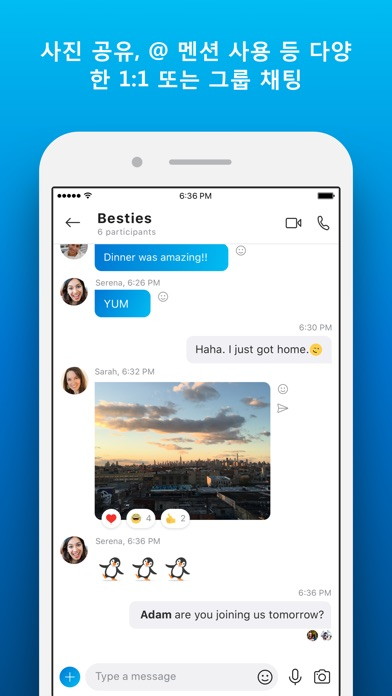 Skype for iPhone for Windows