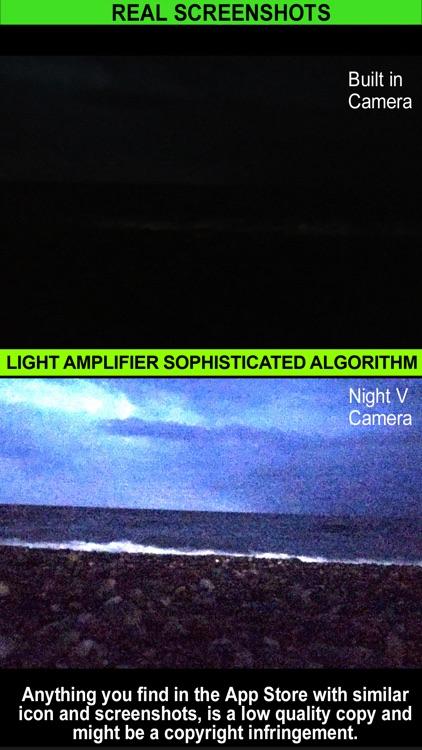 Night Vision (Photo & Video) screenshot-6
