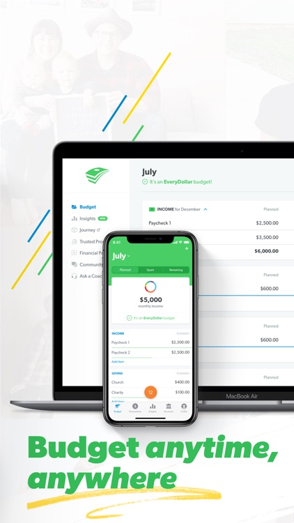 EveryDollar: Budget Your Money screenshot-3