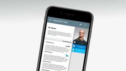 Herunterladen Lebenslauf App für Pc