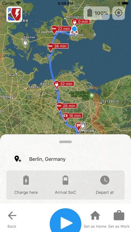 A Better Routeplanner (ABRP) screenshot-3