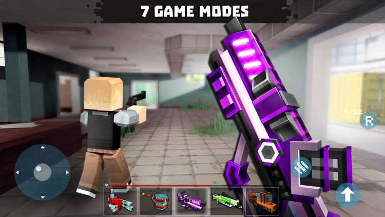 Mad GunZ - shooting game screenshot-3