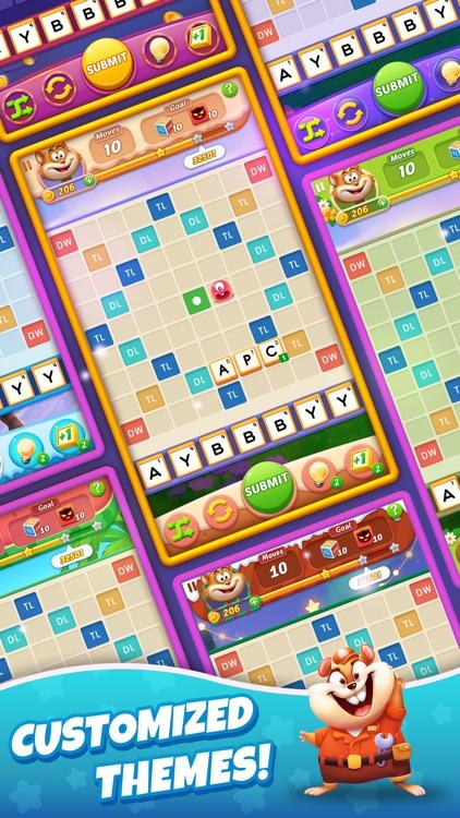 Word Buddies - Fun puzzle game screenshot-4