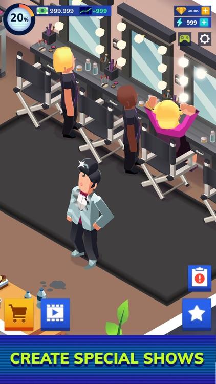TV Empire Tycoon - Idle Game screenshot-3