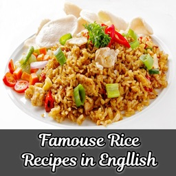 Famous Rice Recipes in English