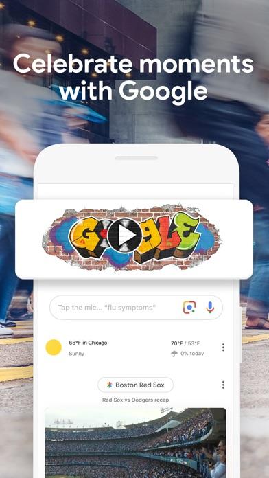 Google review screenshots