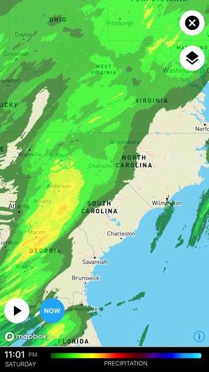Weather Hippie: Alerts, Radar screenshot-3