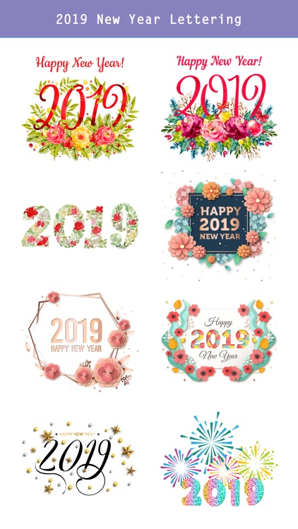 All about Happy New Year 2019