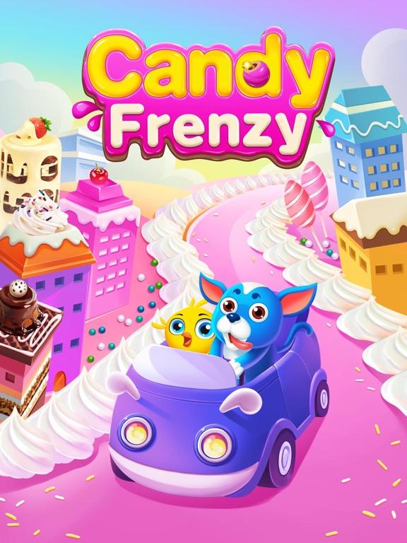 Candy Frenzy - Match Sugar