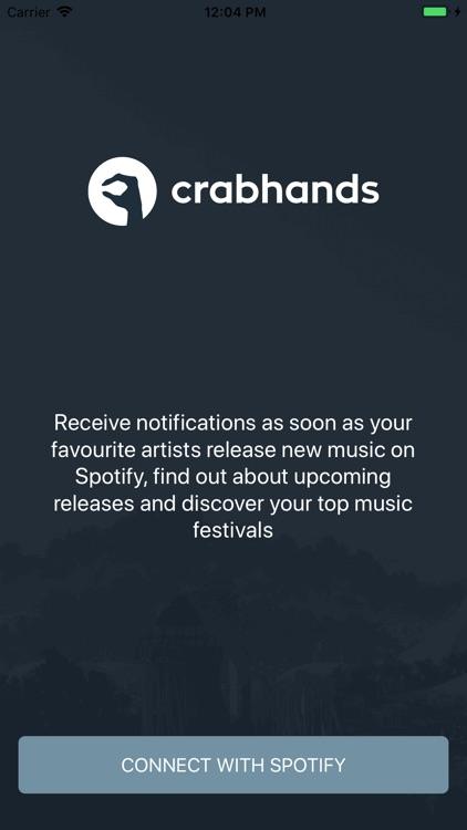 crabhands: new music/festivals
