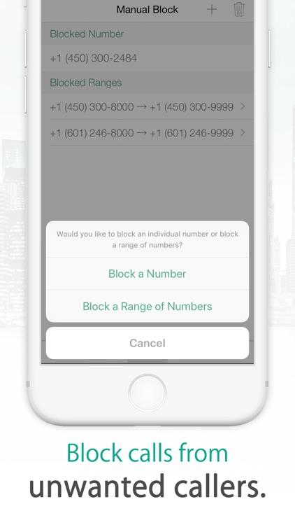 Call Protect: Robo Blocker