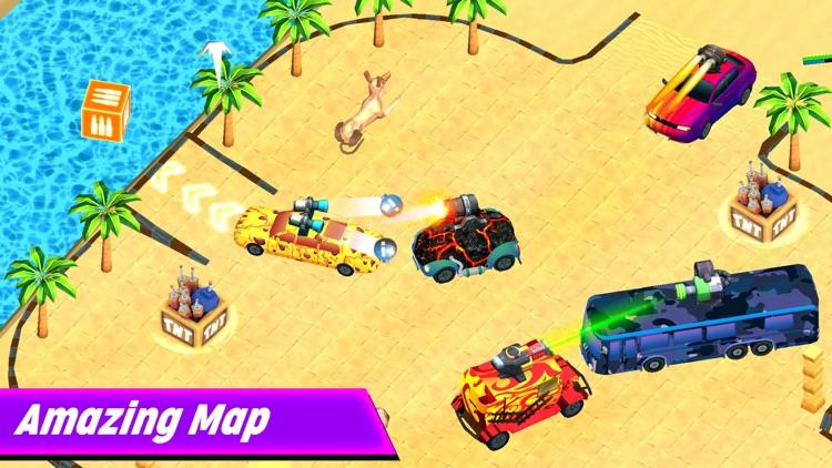 Cars Combat Off Road Drive screenshot-6