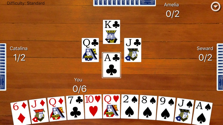Spades Card Classic screenshot-0
