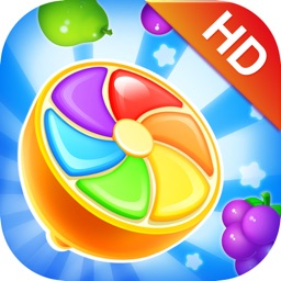 果汁四溅2HD-开心海宾糖果消消乐游戏