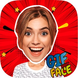 Gif Your Face - video editor