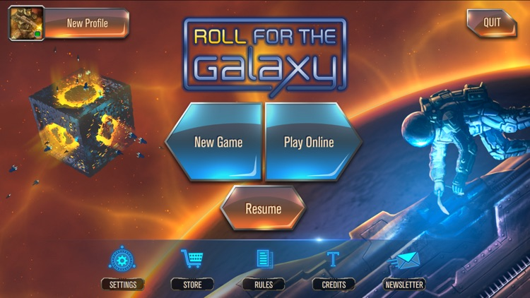 Roll for the Galaxy screenshot-0