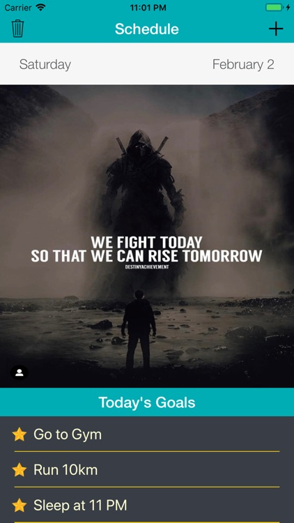 Get Your Goals - To Do List screenshot-3