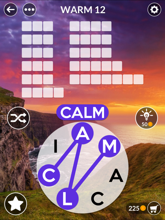 Wordscapes Uncrossed By Peoplefun Inc Ios United Kingdom Searchman App Data Information