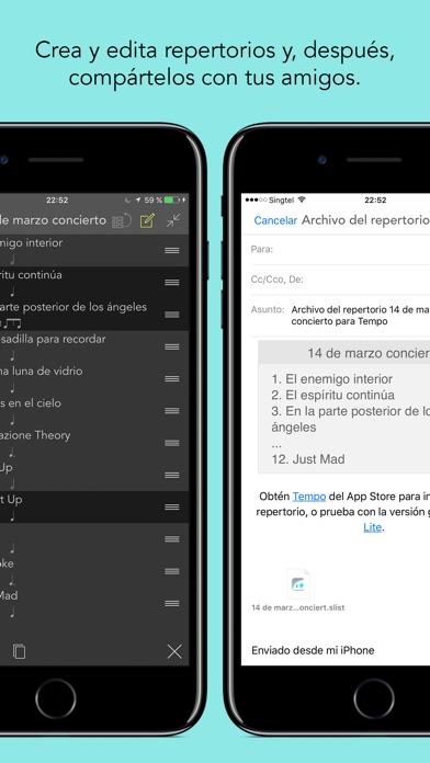 download Tempo Metrónomo con repertorio apps 3
