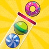 Bubble Sort Color Puzzle Game - iPadアプリ