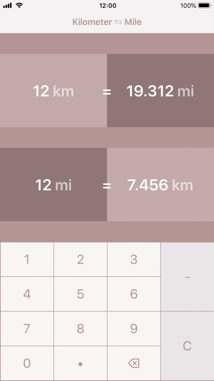 Kilometers to Miles | km to mi screenshot-1