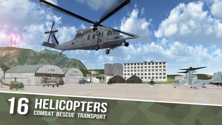 Air Cavalry - Flight Simulator screenshot-0