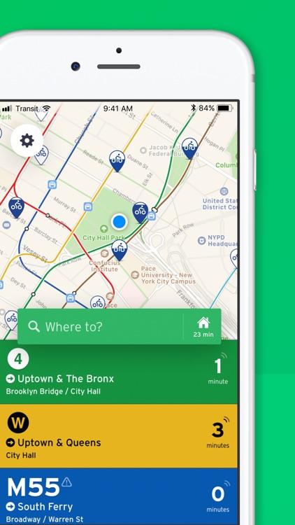 Transit • Bus & Subway Times