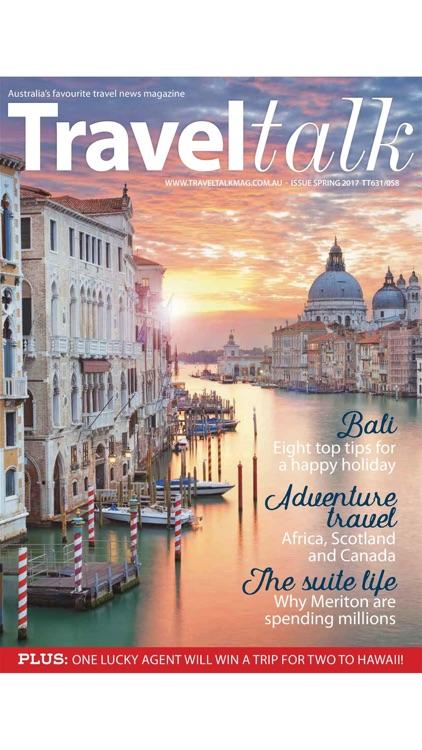 Traveltalk Magazine screenshot-4