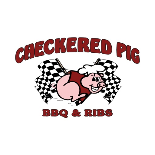 Checkered Pig