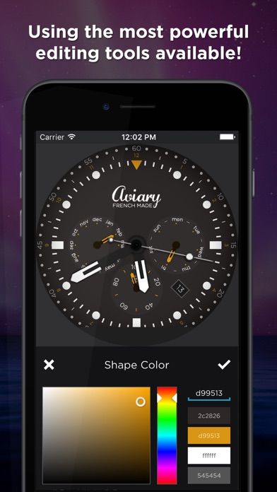 Watch Faces 100,000 WatchMakerのおすすめ画像5
