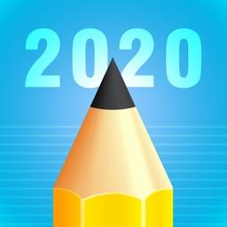 Agenda 2020 - Day Planner Todo