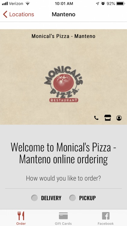 Monical's Pizza screenshot-1