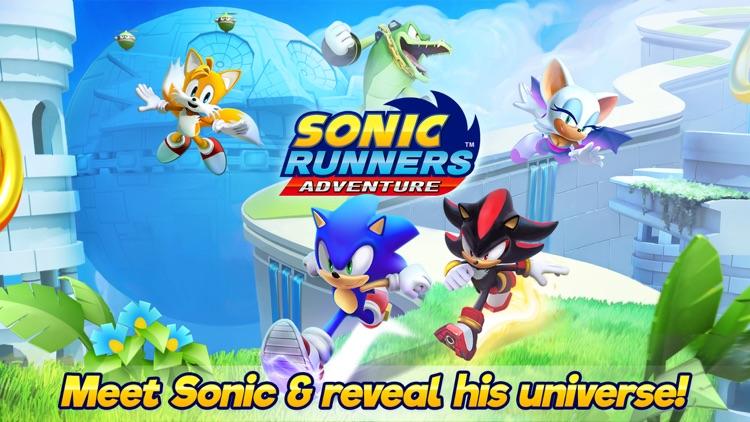 Sonic Runners Adventure screenshot-4