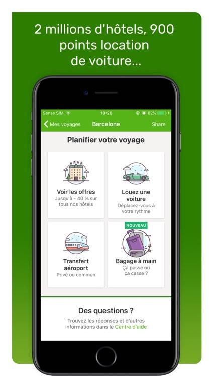 Go Voyages: Vols Pas Chers screenshot-7