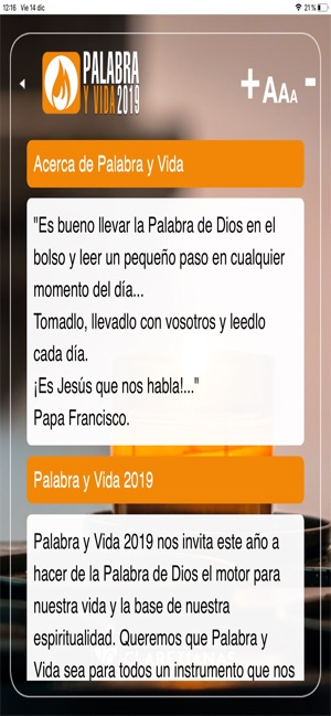 Palabra Y Vida 2019 On The App Store