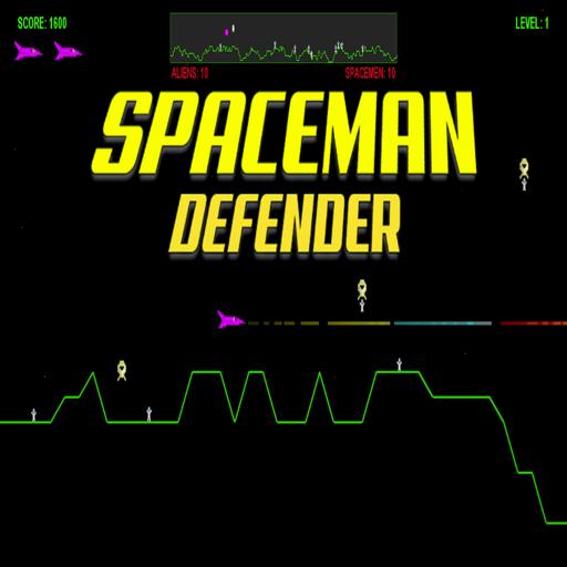 Spaceman Defender