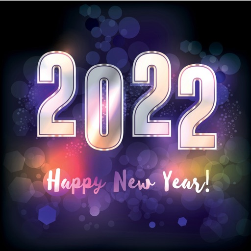 Happy New Year 2022