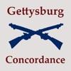 Gettysburg Concordance